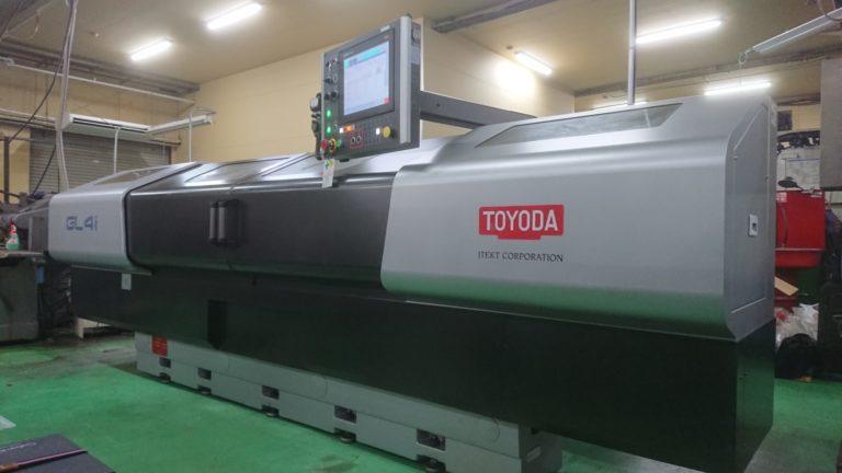 CNC円筒研削盤:GL4AI-100